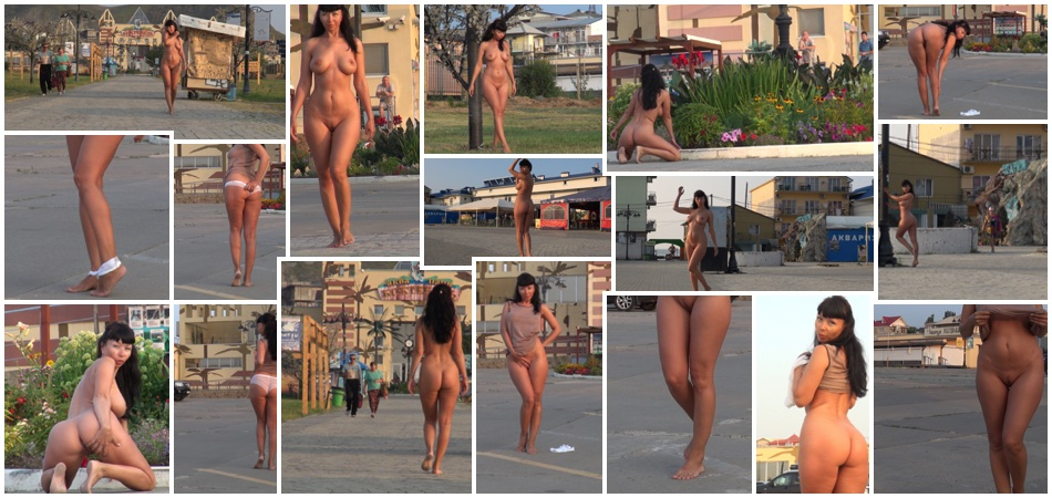 Nude and Barefoot - Full video